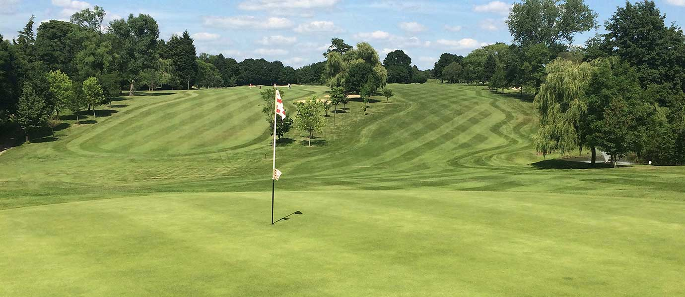 Charity Golf Day: Chigwell Golf Club's 1st and 18th holes