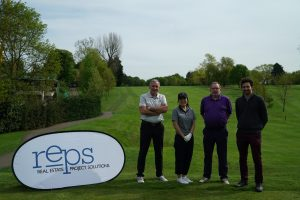 Reps Women's Charity Golf Day 2017